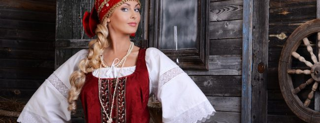 False Russian woman myths.