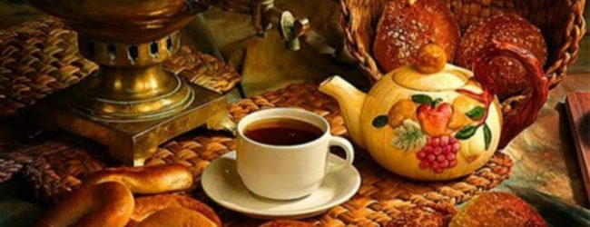 Tea Drinking in Russia: Living Tradition in Lives of Russian Women