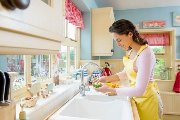 ukrainian women are good house wives